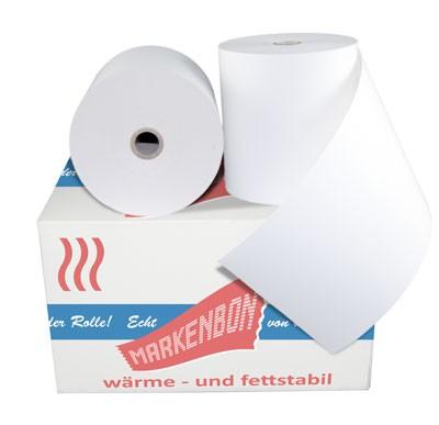 wärme- / fettbeständige Thermorollen 80/80/12 Bisphenol A frei [80m]