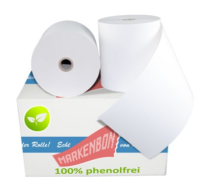 Sharp UP 800 F Thermorollen phenolfrei 80/80/12 Bonrollen [80m]